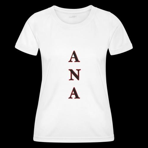 ANA - Camiseta funcional para mujeres