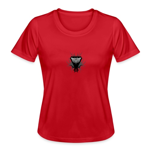 Unsafe_Gaming - Functioneel T-shirt voor vrouwen