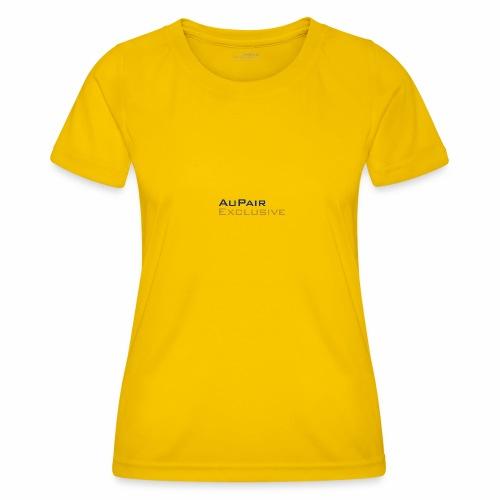 Au Pair Exclusive - Functioneel T-shirt voor vrouwen