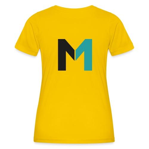 Logo M - Frauen Funktions-T-Shirt