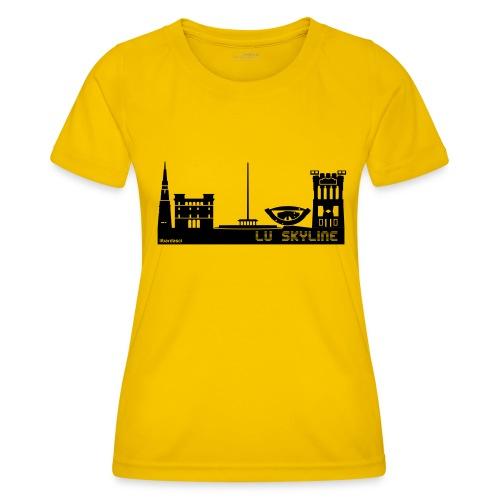 Lu skyline de Terni - Maglietta sportiva per donna