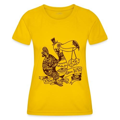 Dronte - Frauen Funktions-T-Shirt