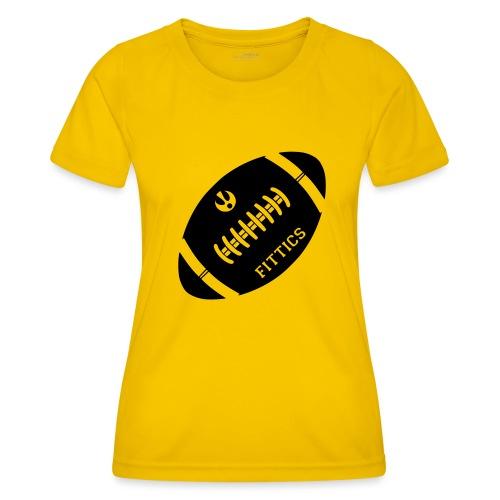 Fittics American Football - Women's Functional T-Shirt