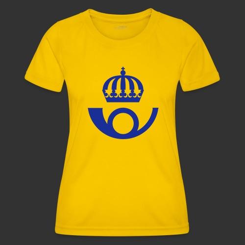Kungliga Postverket - Funktions-T-shirt dam