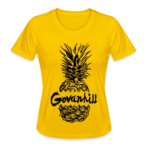 Govanhill - Women's Functional T-Shirt