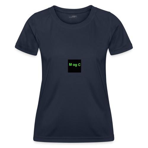 mogc - Funktionsshirt til damer