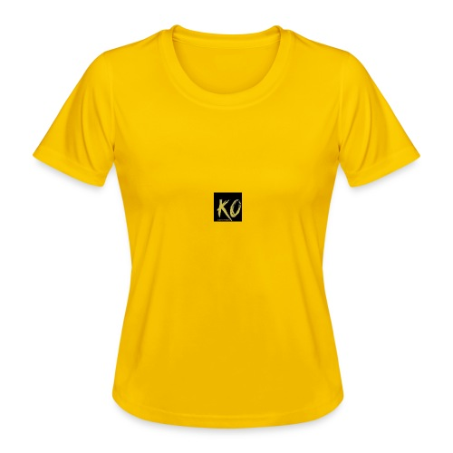 k.o-ousmanekebe - T-shirt sport Femme