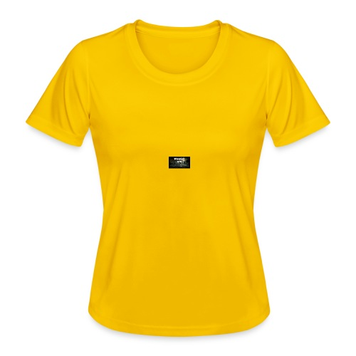 hqdefault - Funkcjonalna koszulka damska