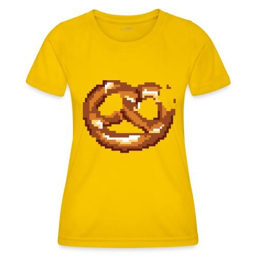 Breze mit Biss - Frauen Funktions-T-Shirt