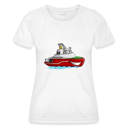 Boaty McBoatface - Women's Functional T-Shirt