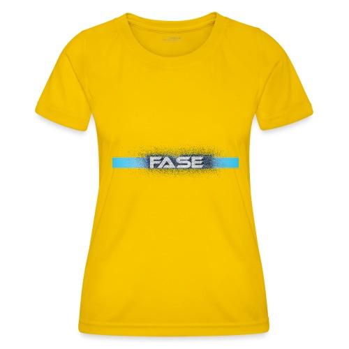 FASE - Women's Functional T-Shirt