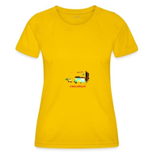maerch print ambulance - Women's Functional T-Shirt