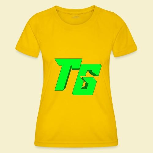 TristanGames logo merchandise [GROOT LOGO] - Functioneel T-shirt voor vrouwen