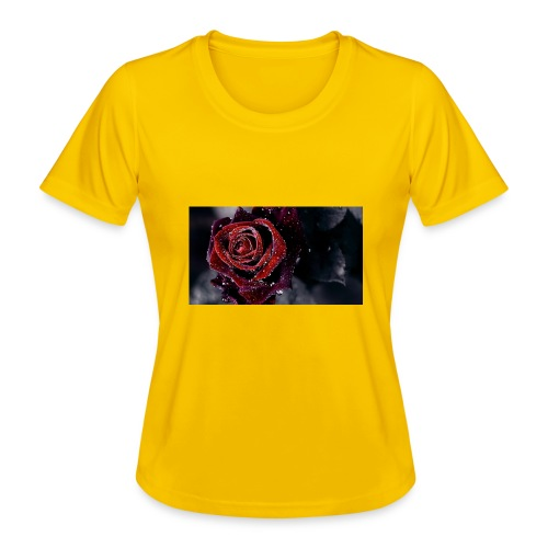 rose tank tops and tshirts - Women's Functional T-Shirt