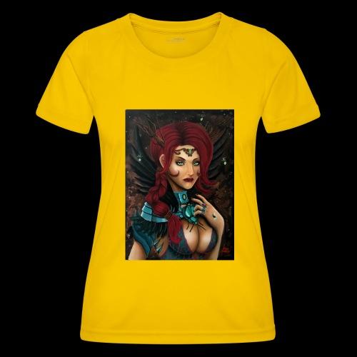 Nymph - Women's Functional T-Shirt