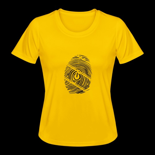 geek - T-shirt sport Femme