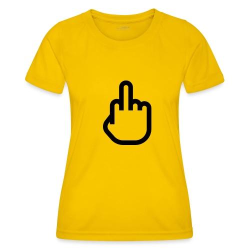 F - OFF - Functioneel T-shirt voor vrouwen