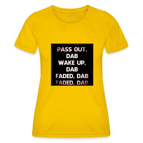 DAB - Functioneel T-shirt voor vrouwen