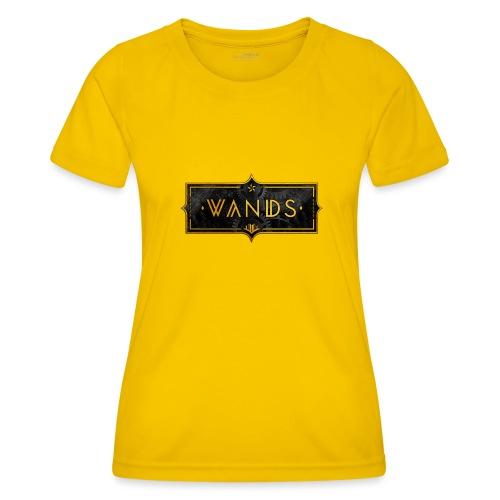 WANDS® - Funktions-T-shirt dam