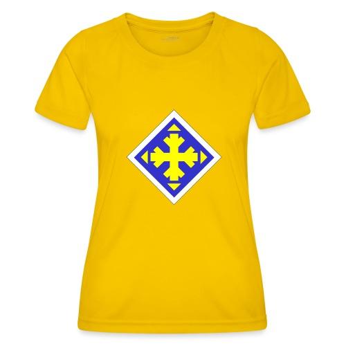 Mäksätermosmuki - Naisten tekninen t-paita