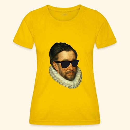Fijn Uitgedoste Barbaar (zonder tekst) - Functioneel T-shirt voor vrouwen