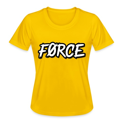 K - Functioneel T-shirt voor vrouwen