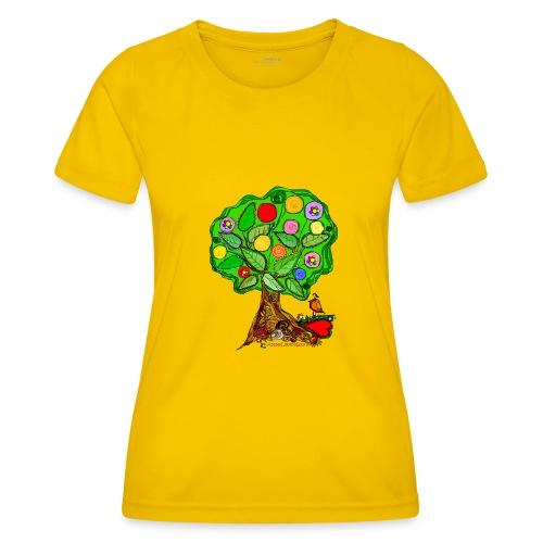 LebensBaum - Frauen Funktions-T-Shirt