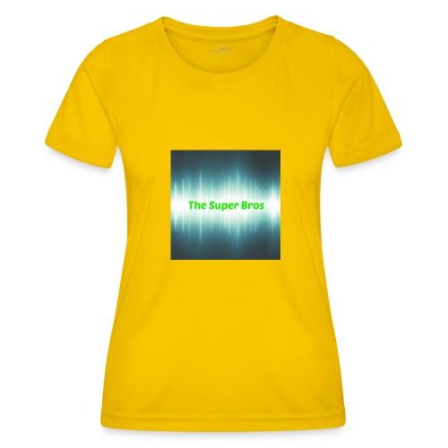 The Super Bros - Standard Fan trøje - Funktionsshirt til damer