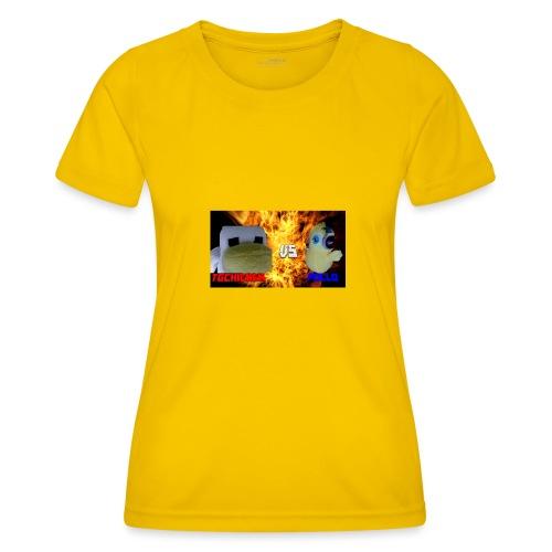 TGCHICKEN VS POLLO - Maglietta sportiva per donna