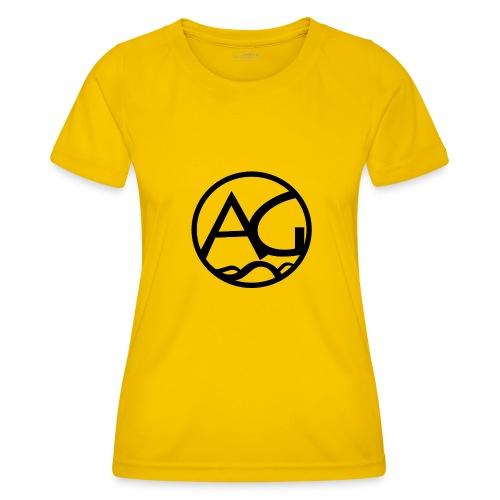 AG - Naisten tekninen t-paita