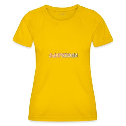 logoshirts - Functioneel T-shirt voor vrouwen