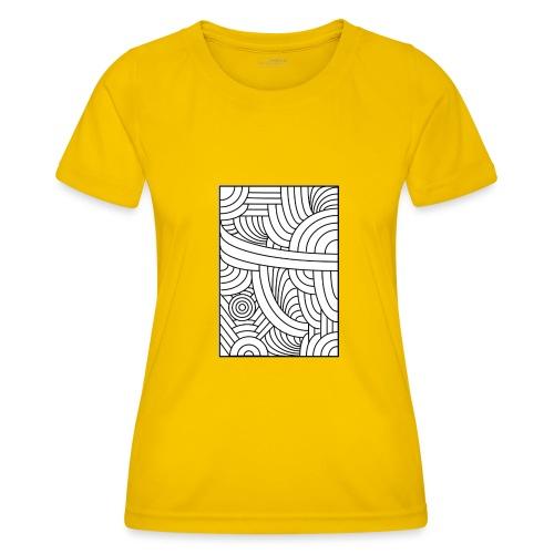 Brut - T-shirt sport Femme