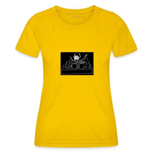Drummer - Women's Functional T-Shirt