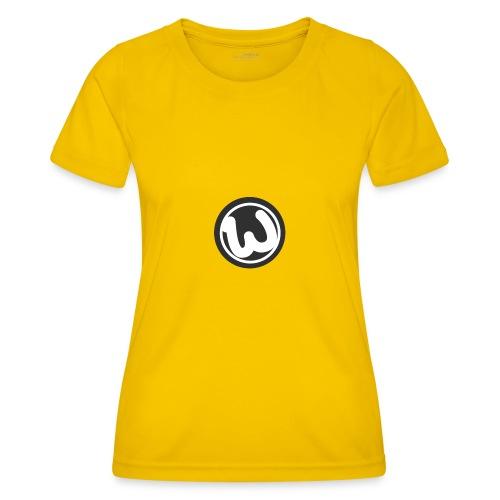 Wooshy Logo - Women's Functional T-Shirt