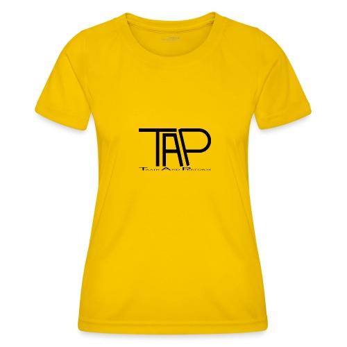 Logo black - Women's Functional T-Shirt