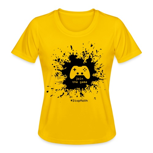 Join the game - Women's Functional T-Shirt