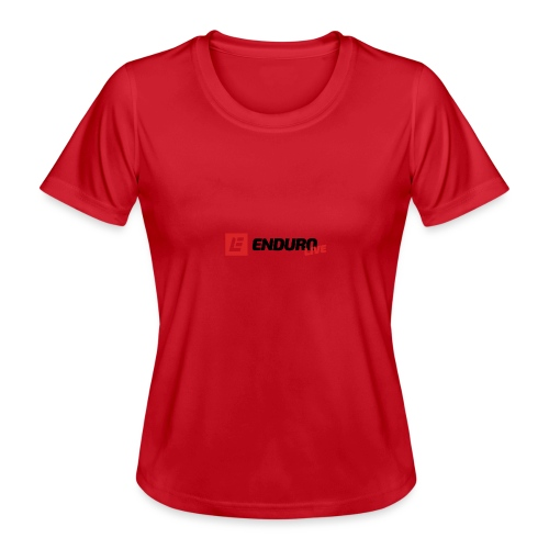 Enduro Live Clothing - Women's Functional T-Shirt
