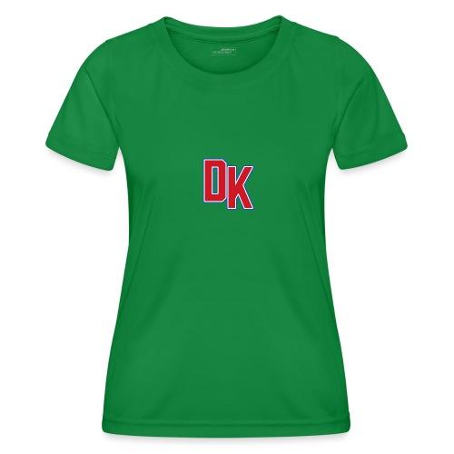 DK - Functioneel T-shirt voor vrouwen