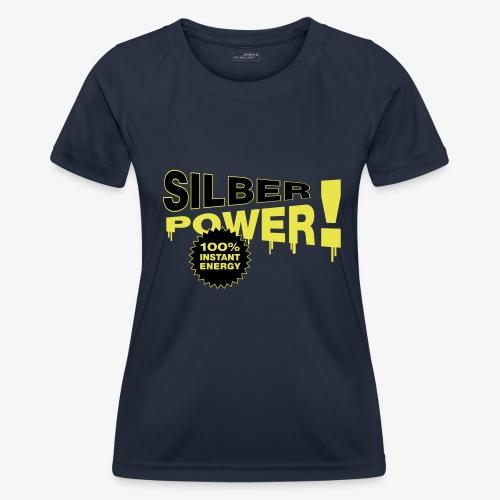 SilberPower! - Funktionsshirt til damer