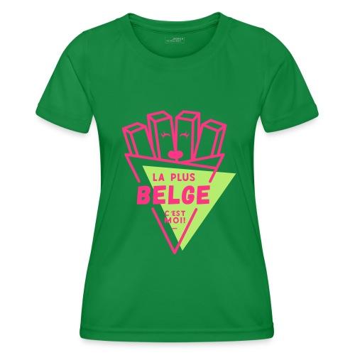 La+Belge - T-shirt sport Femme