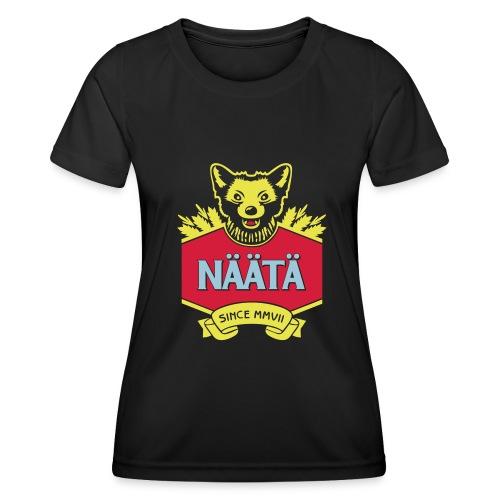Näätä - Naisten tekninen t-paita