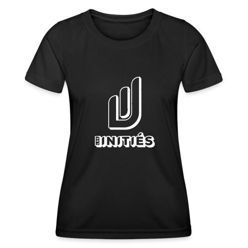 Les initiés - T-shirt sport Femme