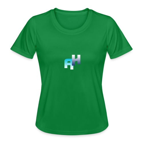 Logo-1 - Maglietta sportiva per donna