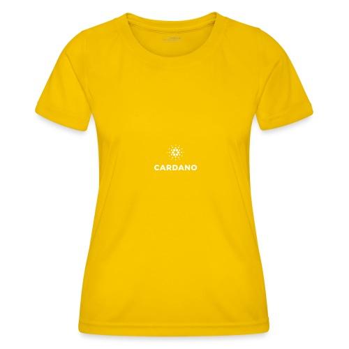 ADA - Funkcjonalna koszulka damska