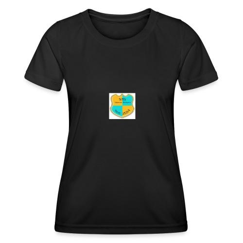 STG Vienna Kickers Logo - Frauen Funktions-T-Shirt