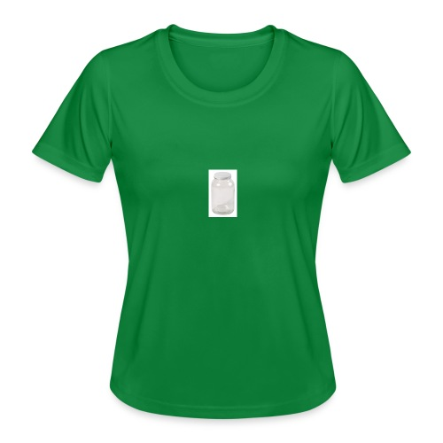 PLEASE FILL UP MY EMPTY JAR - Women's Functional T-Shirt