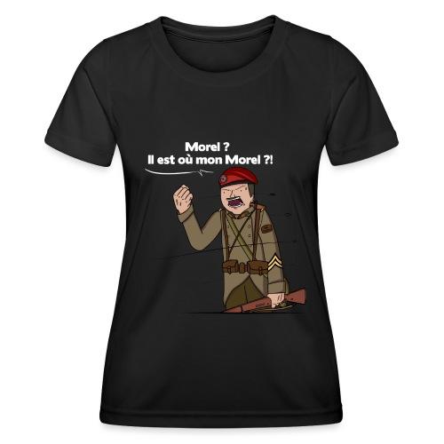 Sgt.Flantier 1940 - T-shirt sport Femme