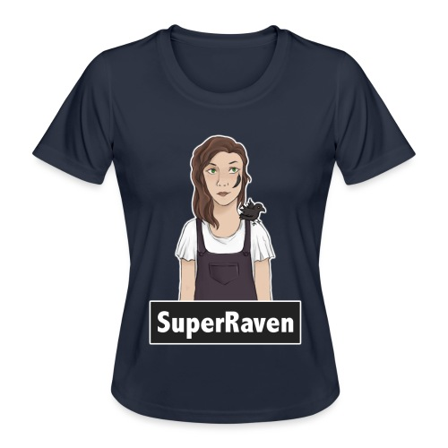 SuperRaven - Women's Functional T-Shirt