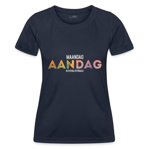 AANdag - Functioneel T-shirt voor vrouwen