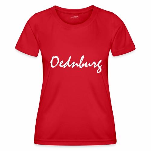 Oednburg Wit - Functioneel T-shirt voor vrouwen